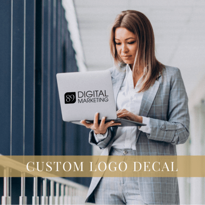 Custom Logo Decal